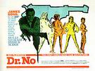 Dr. No - James-Bond-007-Posters