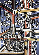 Fernand Leger The Constructors  1950