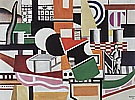 Fernand Leger The Bridge 1920