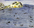 Milton Avery Blue Bay and Dunes