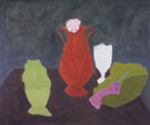 Milton Avery Dark Still Life