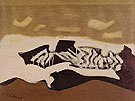 Milton Avery Breaking Sea