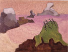 Oregon Coast - Milton Avery