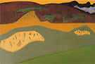 Bow River - Milton Avery