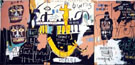 Jean-Michel-Basquiat History of Black People