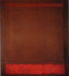 Mark Rothko No 64 Untitled 1960