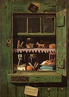 The Poor Man's Store 1885 - John Frederick Peto