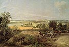John Constable Stour Valley and Dedham Church 1814