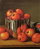 Apples in a Tin Pail 1892 - Levi Wells Prentice
