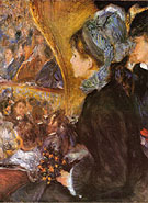 The Firsting Outing  c 1876 - Pierre Auguste Renoir