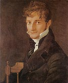 Jean-Auguste-Dominique-Ingres Monsieur Belveze Foulon 1805
