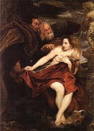 Van Dyck Susanna and the Elders