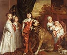 Van Dyck The five Eldest Children of Charles 1637