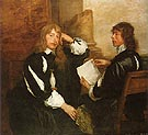 Thomas Killigrew and an Unknown Man 1638 - Van Dyck