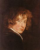 Van Dyck Self portrait 1613