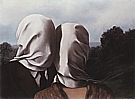 PRIVATE Rene Magritte The Lovers 1928