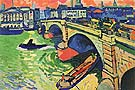 London Bridge 1 1906 - Andre Derain reproduction oil painting