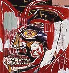 In This Case 1983 - Jean-Michel-Basquiat
