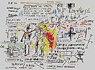 Boxer Rebellion - Jean-Michel-Basquiat
