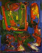 Hans Hofmann Asklepois 1947