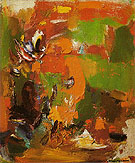 Hans Hofmann Untitled 1965