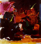 Summer Night Bliss 1961 - Hans Hofmann