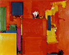 The Golden Wall 1961 - Hans Hofmann
