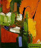 The Lark 1960 - Hans Hofmann reproduction oil painting