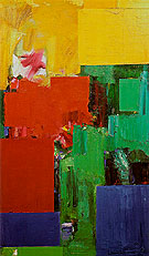 Elyseum 1959 - Hans Hofmann reproduction oil painting