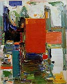 Hans Hofmann Bird Cage Variation II 1958