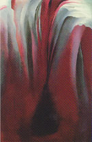 Georgia O'Keeffe Abstraction No VI