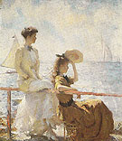Summer Day 1911 - Frank Weston Benson
