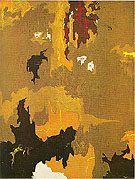 Clyfford Still July 1948