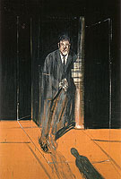 Francis Bacon Portrait of Lucian Freud 1951