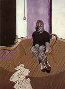 Francis Bacon Self Portrait 1973