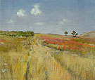 Untitled  Shinnecock Hills 1895 - William Merrit Chase