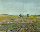 Untitled  Shinnecock Hills Summer 1895 - William Merrit Chase reproduction oil painting