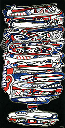 Jean Dubuffet The Glass of Water V 1967