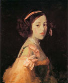 Robert Henri La Madrilenita 1910
