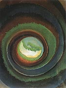 Georgia O'Keeffe Pond in the Woods 1922