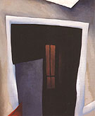 Georgia O'Keeffe 59TH ST Studio 1919