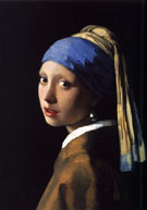 Johannes Vermeer The Girl with a Pearl Earring