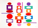 Yaacov Agam Untitled No 5