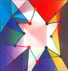 Intimate Star - Yaacov Agam