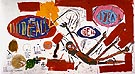 Victor 25448 1987 - Jean-Michel-Basquiat reproduction oil painting