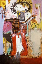Untitled 1981 2A - Jean-Michel-Basquiat