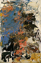 Joan Mitchell Blueberry 1961 62