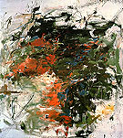 Joan Mitchell Mandres 1961 62
