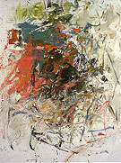 Joan Mitchell Chatiere 1960