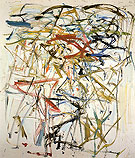 Joan Mitchell 22 Untitled 1958